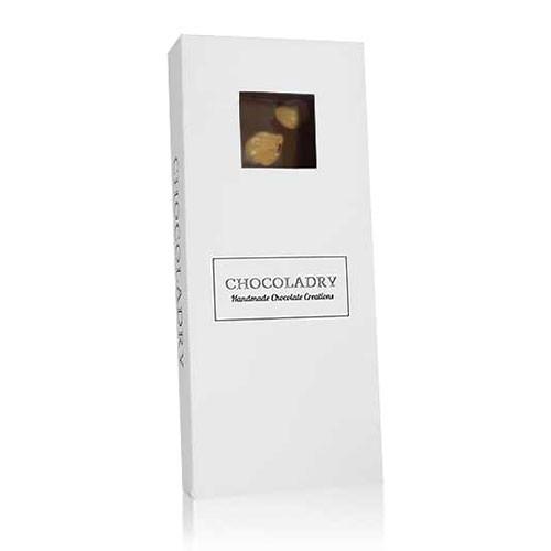 chocoladereep met hazelnoten