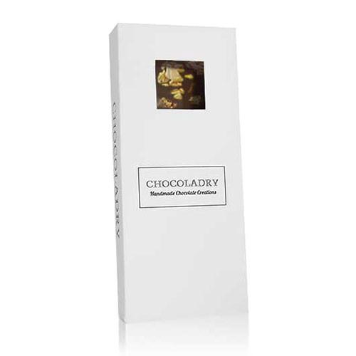 chocolade met muesli