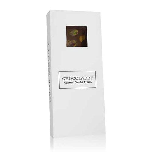 chocolade met pistachenoten