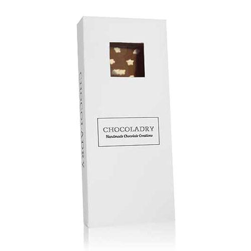 chocolade met sterren