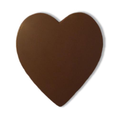 hart van melkchocolade