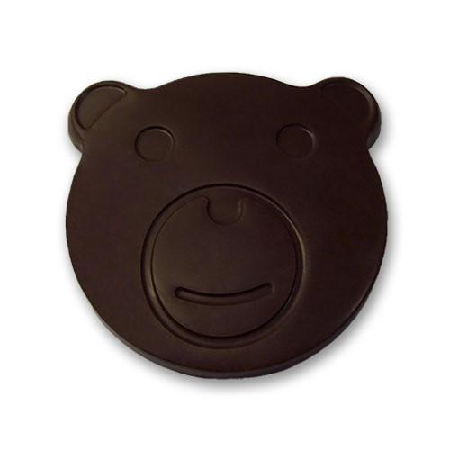beer van pure chocolade