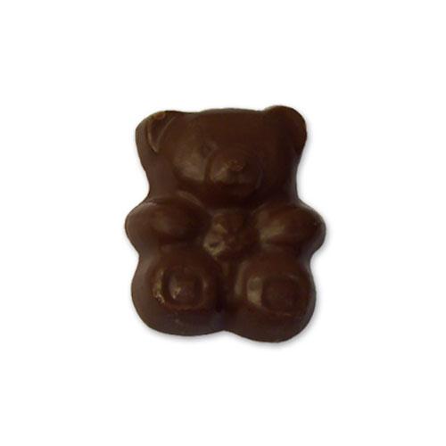 beertje van melkchocolade