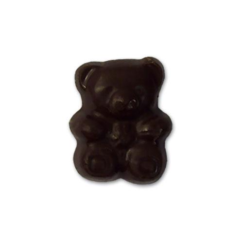 beertje van pure chocolade