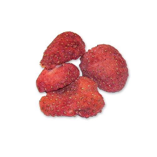 Crispy aardbeien