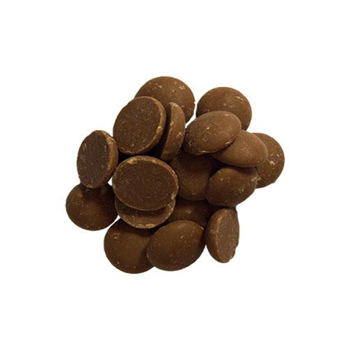 Chocoladedruppels melk