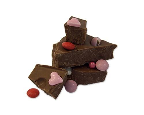 Fijne moederdag chocolade