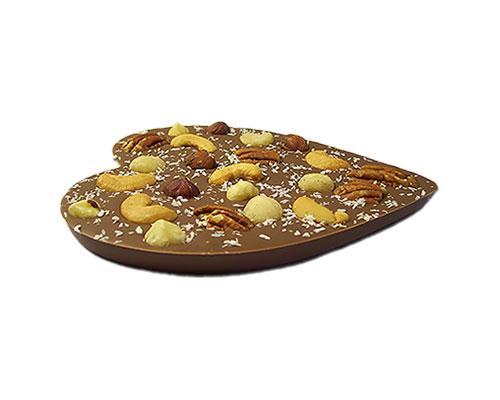 I like you very nuts chocoladehart