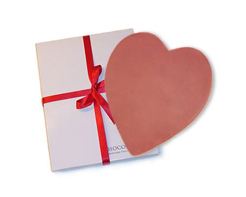 Ruby chocoladehart
