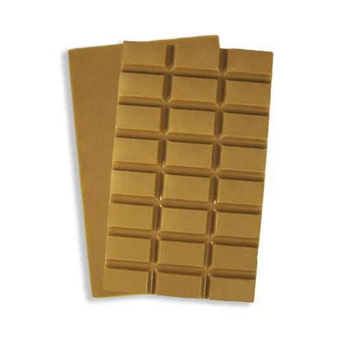 Reep chunky van karamelchocolade