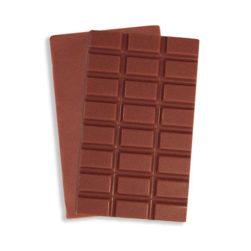 Reep chunky van Ruby chocolade
