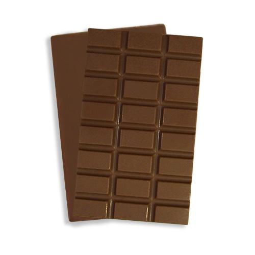 Reep chunky van melkchocolade